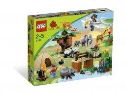 LEGO 6156 Fotosafari