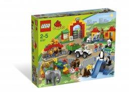 LEGO 6157 Duplo Duże zoo