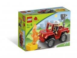 LEGO Duplo® Dowódca straży pożarnej