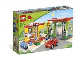 LEGO 6171 Duplo® Stacja paliw