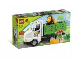 LEGO 6172 Ciężarówka zoo