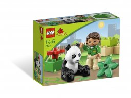 LEGO Duplo 6173 Panda