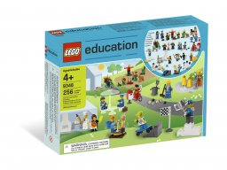 LEGO 9348 Community Minifigure Set