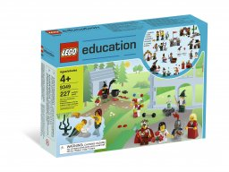 LEGO Education Fairytale and Historic Minifigure Set 9349
