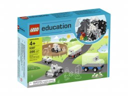 LEGO 9387 Education Wheels Set