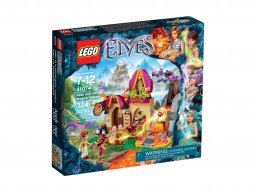 LEGO 41074 Elves Azari i magiczna piekarnia
