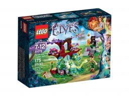 LEGO Elves Farran i dziupla z kryształem 41076