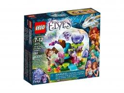 LEGO Elves 41171 Emily Jones i mały Smok Wiatru