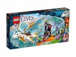 LEGO Elves Na ratunek królowej smoków 41179