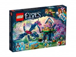LEGO Elves 41187 Ukryta lecznica Rosalyn