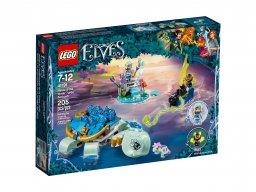 LEGO Elves Naida i zasadzka na żółwia wody