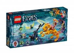 LEGO Elves Azari i schwytanie lwa ognia