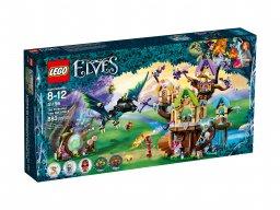 LEGO 41196 Elves Atak nietoperzy na Drzewo Elvenstar