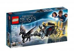 LEGO Fantastic Beasts™ Ucieczka Grindelwalda 75951