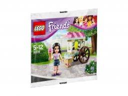 LEGO Friends Budka z lodami 30106