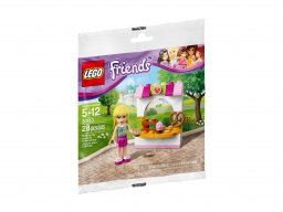 LEGO 30113 Friends Stephanie's Bakery Stand