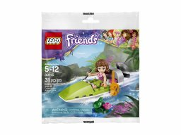 LEGO 30115 Jungle Boat