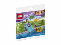 LEGO Friends Pool Foam Slide 30401