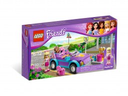 LEGO Friends Kabriolet Stephanie