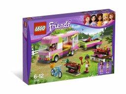 LEGO Friends Samochód kempingowy