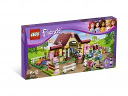 LEGO 3189 Friends Stadnina w Heartlake