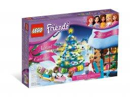 LEGO Friends Kalendarz adwentowy 3316