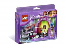LEGO Friends Sala koncertowa Andrei 3932