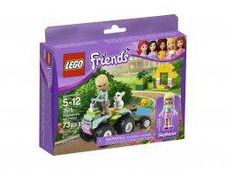 LEGO 3935 Auto dla zwierząt