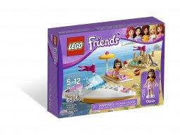 LEGO Friends 3937 Motorówka Olivii