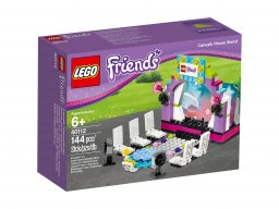 LEGO 40112 Friends Catwalk phone stand