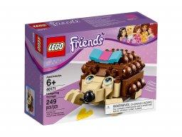 LEGO Friends Szkatułka w kształcie jeża do zbudowania 40171