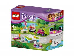 """LEGO 40264 Zestaw akcesoriów """"Zbuduj własne Miasto Heartlake"""""""