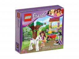 LEGO Friends 41003 Źrebak Olivii