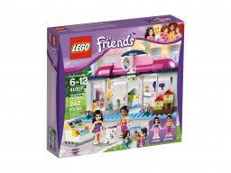 LEGO Friends Salon dla zwierząt w Heartlake 41007