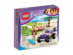 LEGO 41010 Friends Łazik plażowy Olivii