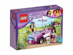 LEGO Friends 41013 Sportowy wóz Emmy