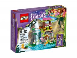LEGO 41033 Friends Dzikie wodospady