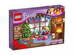 LEGO Friends 41040 Kalendarz adwentowy na 2014 r.