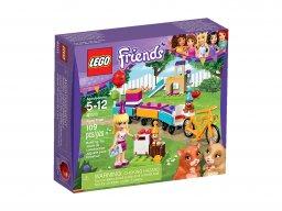 LEGO 41111 Friends Imprezowy pociąg