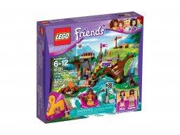 LEGO 41121 Friends Spływ pontonem