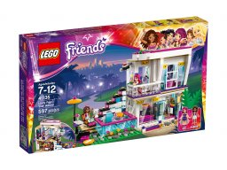 LEGO Friends Dom gwiazdy pop Livi