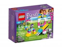 LEGO 41303 Friends Plac zabaw dla piesków