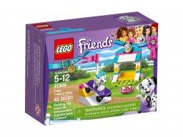 LEGO Friends Sztuczki i przysmaki dla piesków 41304
