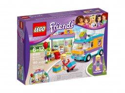 LEGO 41310 Friends Dostawca upominków w Heartlake