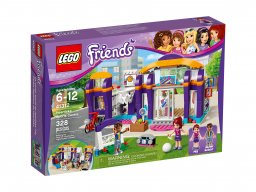 LEGO Friends Centrum sportu w Heartlake