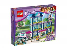 LEGO Friends Szpital w Heartlake 41318