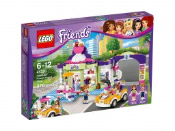 LEGO Friends Sklep z mrożonym jogurtem
