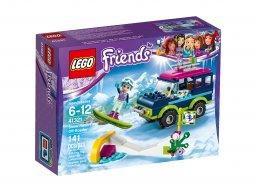 LEGO 41321 Friends Wycieczka samochodem terenowym