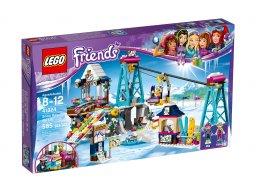 LEGO Friends Wyciąg narciarski w zimowym kurorcie