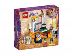 LEGO Friends Sypialnia Andrei 41341